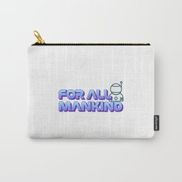 For All Mankind Carry-All Pouch