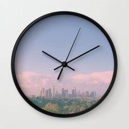 Dreaming of Los Angeles Wall Clock