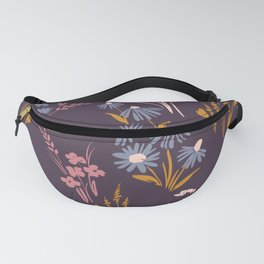 Spring meadow #012 Fanny Pack