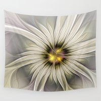 blossom Wall Tapestries featuring Blossom by gabiw Art