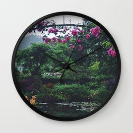 Under the Archway Wall Clock