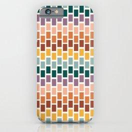 Brick By Brick iPhone Case