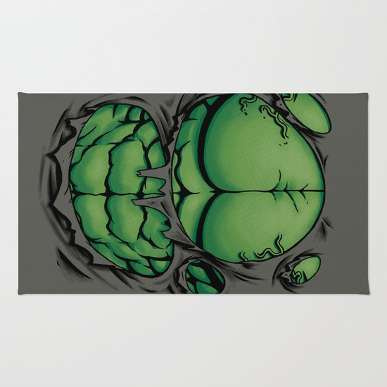 The Green Giant Rug