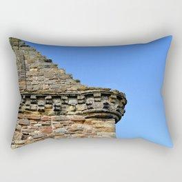 Edinburgh Castle & Sky Rectangular Pillow