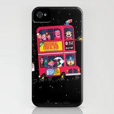 Universal Cereal Bus iPhone (4, 4s) Slim Case