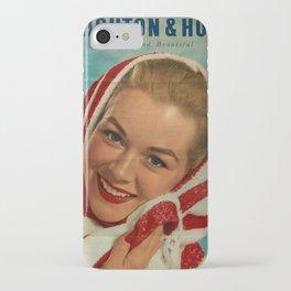 locandina Brighton and Hove iPhone Case