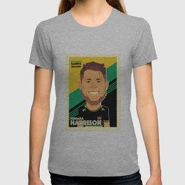 Teimana Harrison - Northampton Saints T-shirt