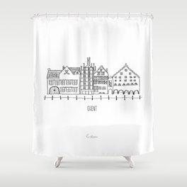 Ghent Shower Curtain