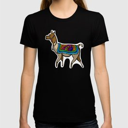 Lofty Llama T-shirt