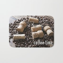 Cork & Coffee Bath Mat