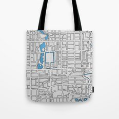Central Beijing Tote Bag