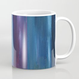 Mystery Blue Coffee Mug