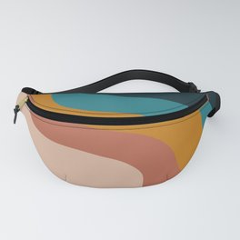 Abstract ~ Retro Fanny Pack