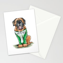Hercules The Beast Stationery Cards