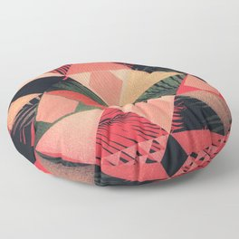 Living Coral 1.0 Floor Pillow