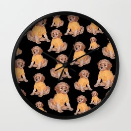 Lucy! Wall Clock