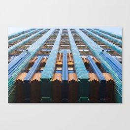 Eastern Columbia Building I Canvas Print