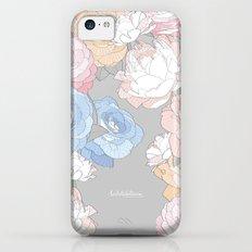 PEONIES Slim Case iPhone 5c