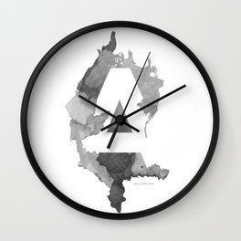 procedere Wall Clock