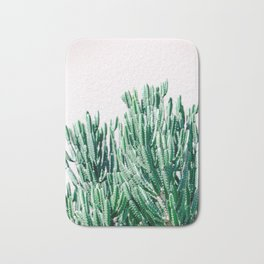 A Gathering of Cacti Bath Mat