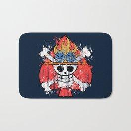 The will of fire Bath Mat