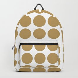 Fallow Neutral Dots Backpack
