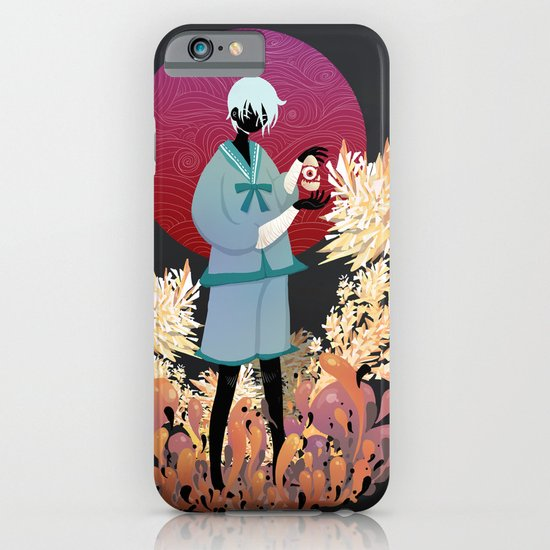 The tale of the Karma Demon iPhone & iPod Case