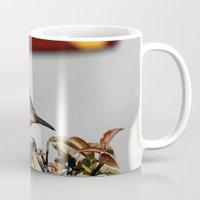 sparrow Mugs featuring Sparrow by IowaShots
