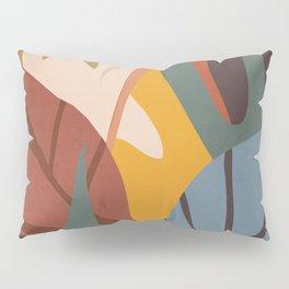 Abstract Art Jungle Pillow Sham