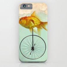 unicycle goldfish Slim Case iPhone 6s