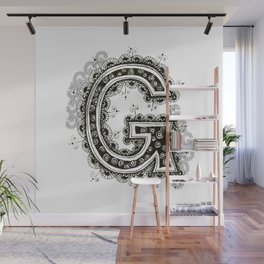 Color Me G Wall Mural