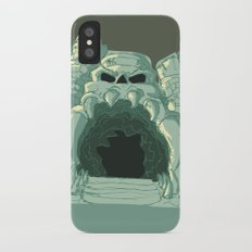 castle Slim Case iPhone X