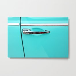 Get Outta My Dreams and Into My Car Metal Print