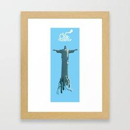 FR/US - #003 Framed Art Print