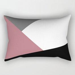 Elegant geometric design Rectangular Pillow