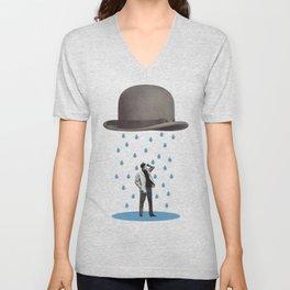 Rainy Unisex V-Neck