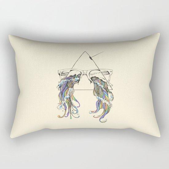 Wayfarer Prism Rectangular Pillow