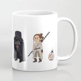 In a Galaxy Far, Far Away Coffee Mug