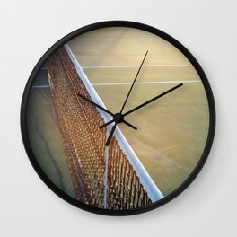 The Game #3 Wall Clock