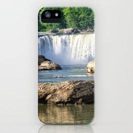 Cumberland Falls 31 iPhone Case
