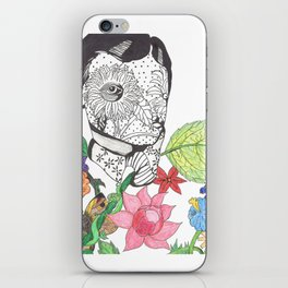 Blooming iPhone Skin