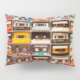 Something Nostalgic V - Music - Global Language #decor #society6 #buyart Pillow Sham
