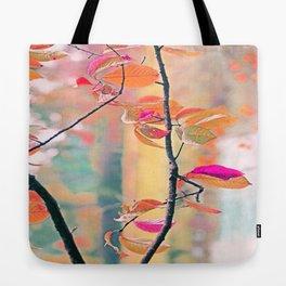 New Autumn Colours  Tote Bag
