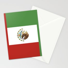 mexico country flag  Stationery Cards
