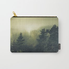 Forests never sleep Carry-All Pouch