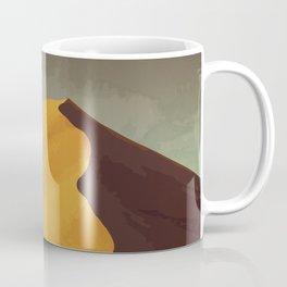 Athabasca Sand Dunes Poster Coffee Mug