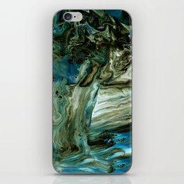 Granite Waterfall iPhone Skin