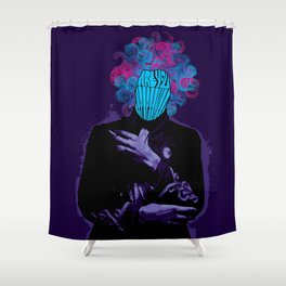 Are You Experienced? Shower Curtain