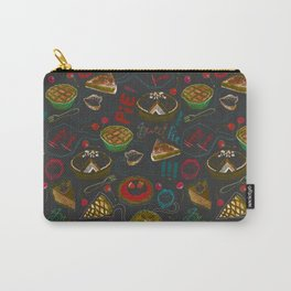 BLACK SWEET PIE Carry-All Pouch