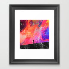 EZIS Framed Art Print